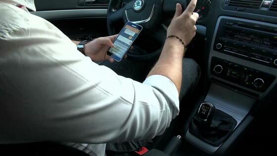 35c3c3814183d Textalyzer - tak nazywa się niezwykłe urządzenie, które być może wkrótce  pomoże policjantom w Stanach Zjednoczonych sprawdzić, czy przed kolizją  kierowca ...