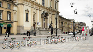 """Miejskie rowery?[br] """"Nie na Euro 2012"""""""