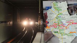 Metro według Jakiego: centrum z sensem, dalej trochę mniej