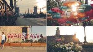 Tak się budzi Warszawa. Piękny film dla tych, którzy lubią pospać