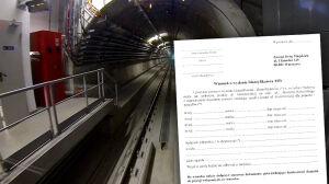 Budowa metra na Woli. Bez przepustki nie dojadą do domu