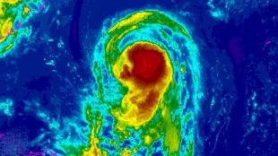 Do Stanów nadciąga huragan Gert