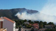 Chorwacja. Pożary lasów