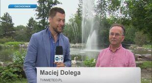 Maciej Dolega rozmawia z Romanem Paczkowskim
